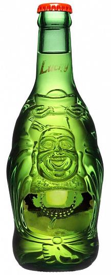 ЛАКИ БУДДА / Lucky Buddha, (0,33л.), бут, 4,7%, светлое, фильтрованное-1