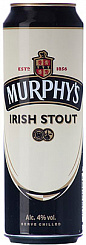 "МЕРФИС ""Айриш Стаут"" / Murphy's ""Irish Stout"", (0,5л.), ж/б, 4,0%, стаут"